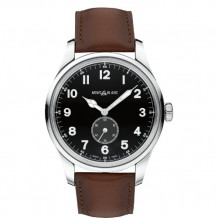 Mont Blanc Steel Collection 44mm Automatic Watch