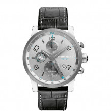 Mont Blanc Ss Time Walker Watch