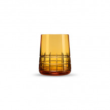 Christofle Giftware Crystal Graphik Flutes Amber Set - 7946350