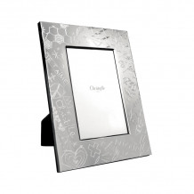Christofle Giftware Silver Plated Graffiti Picture Frame - 4256091