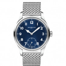 Mont Blanc Steel Collection 44mm Mechanical Watch