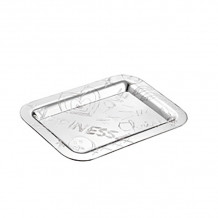Christofle Giftware Silver Plated Graffiti Medium Tray - 4200450